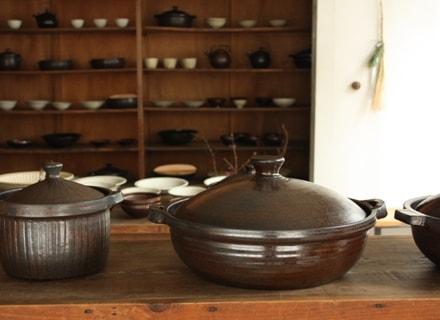 城さんの土鍋