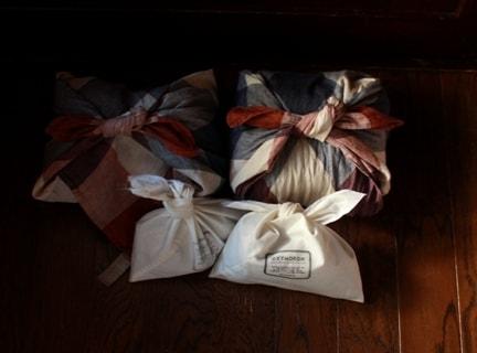 旅の荷造りはリベコのキッチンタオルで
